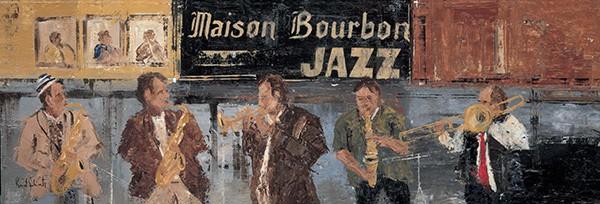 Maison Bourbon Jazz