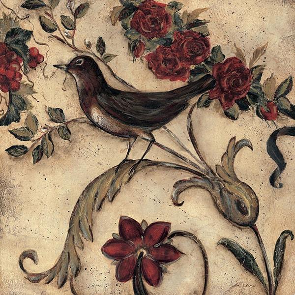 Crimson Song Bird2