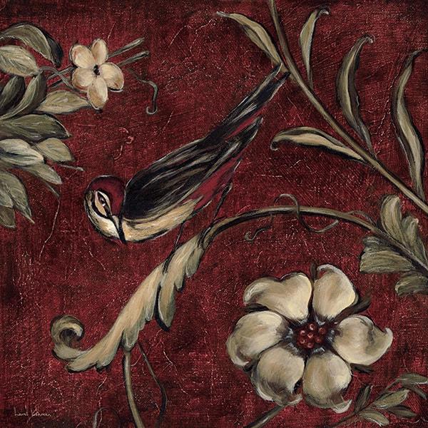 Crimson Song Bird 3