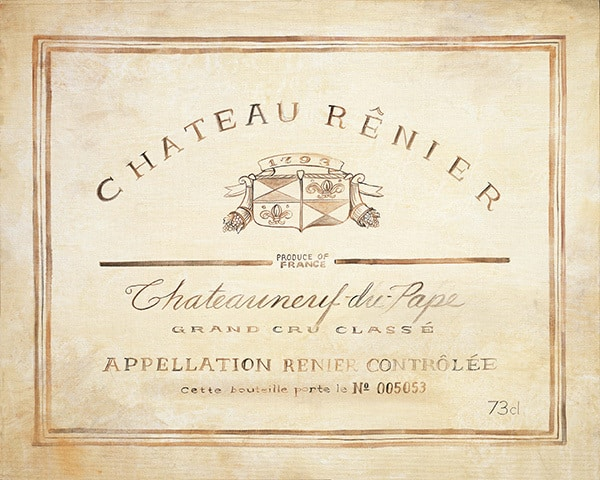 Chateau Renier