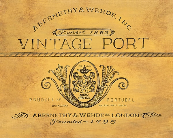 Vintage Port