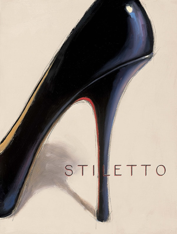 Black Stiletto
