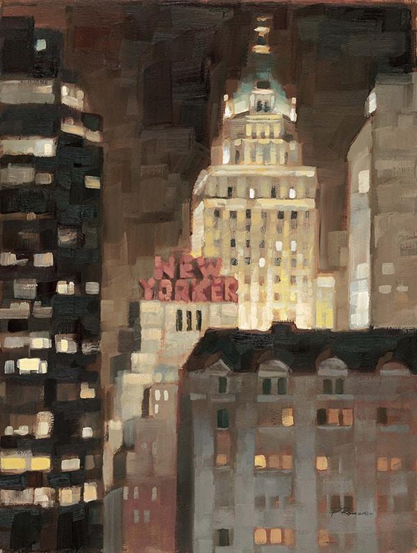 Manhattan Illuminated
