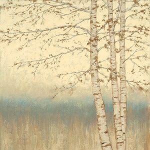 Birch Silhouette 2