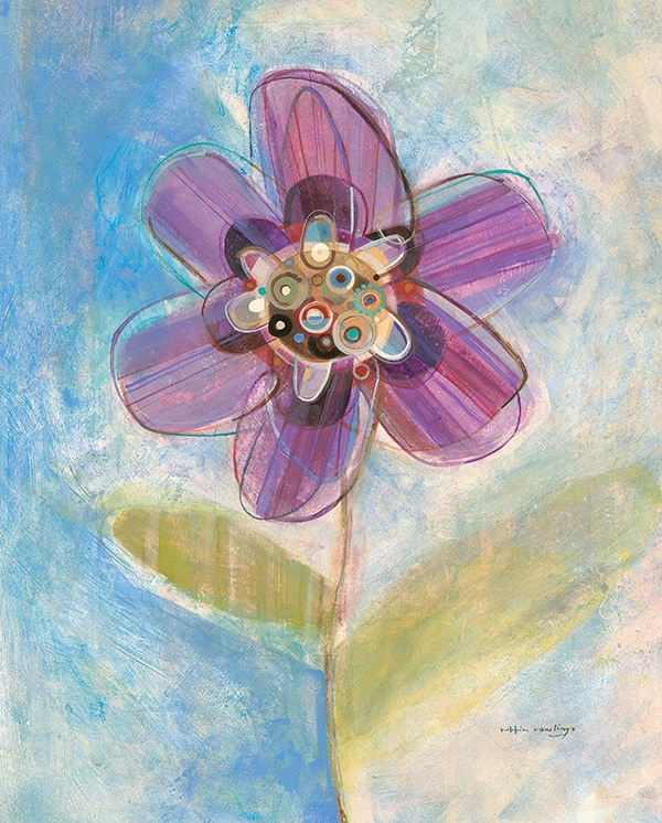 Whimsical Flower 1
