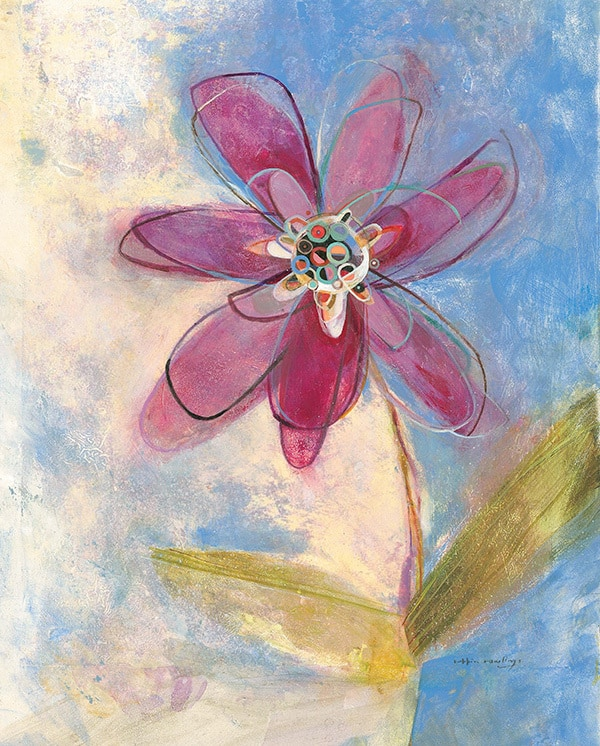 Whimsical Flower 2