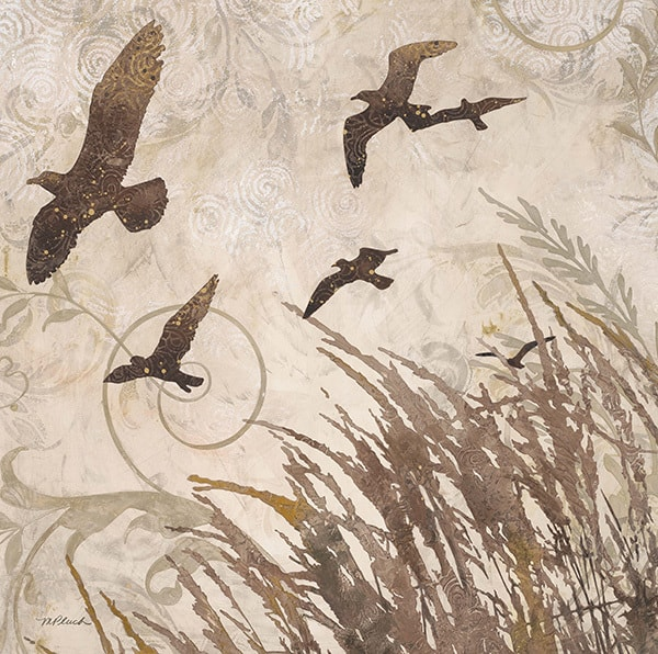 Birds in Flight 2