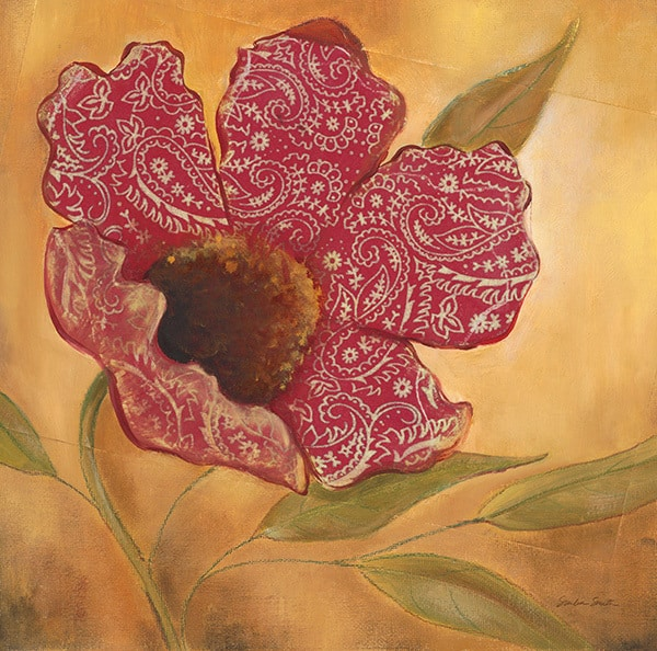 Filigree Poppy 1