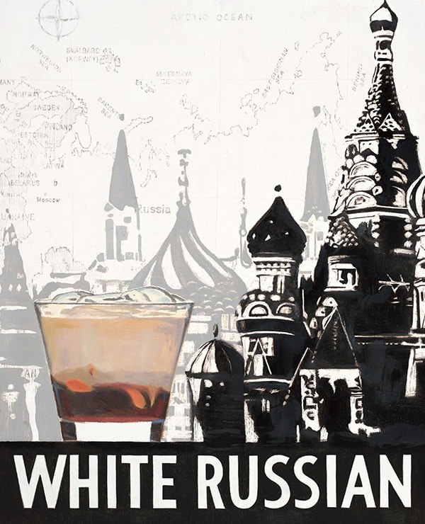 White Russian Destination