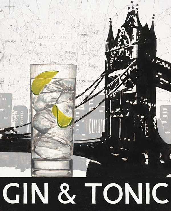Gin & Tonic Destination
