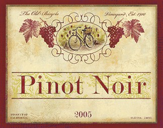 Californian Pinot Noir